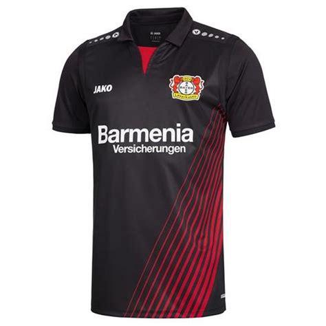 Jersey Go Bayern Leverkusen Home bayer leverkusen 17 18 home kit released footy headlines