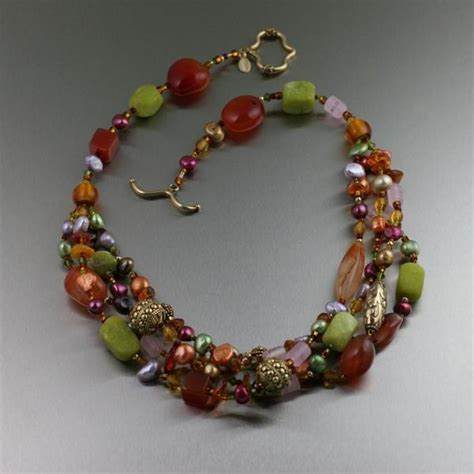 Top Handmade Jewelry Designers - a necklace for every neckline top 10 necklace designs