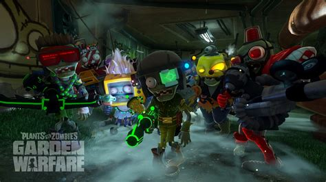 Is Plants Vs Zombies Garden Warfare by Plants Vs Zombies Garden Warfare Launch Trailer Is