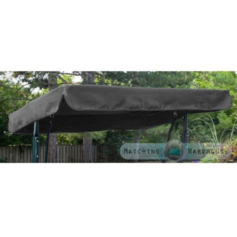 garden swing canopy covers replacement canopy for swing seat garden hammock 2 3