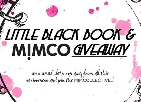Mimco Gift Card - win a 50 mimco gift card gain exclusive membership into