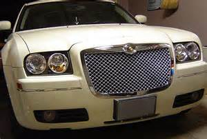 Bentley Grill For 2007 Chrysler 300 2005 2007 Chrysler 300c Grills Dash Z Racing