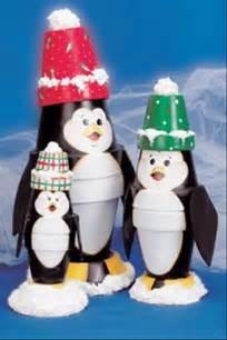 penguin how to make a penguin christmas craft ideas