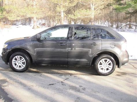 how it works cars 2007 ford edge electronic valve timing sell used 2007 ford edge awd in gerry new york united states for us 14 000 00