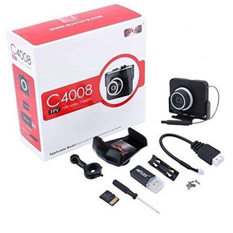 C4008 Hd 720p Wifi Real Time For Mjx drone accessories drones quads hobby drones for the