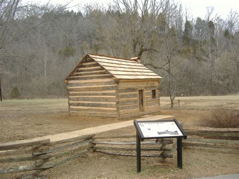 Knob Creek Kentucky by Where Was Abraham Lincoln Born Wonderopolis