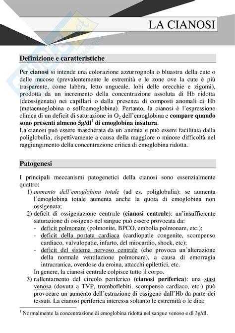appunti medicina interna nozioni corso appunti di medicina interna
