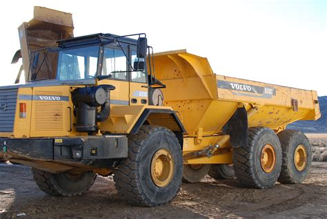 volvo haul trucks for sale volvo a35c haul truck sold volvo a35c haul truck