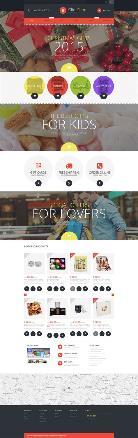 shopify themes gifts gifts shopify theme