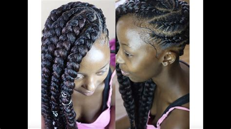 what kind of hair to use for chunky box braids how much hair to use for jumbo box braids best hair 2017