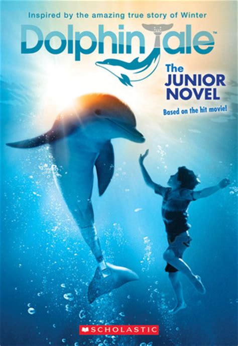 the winter s tale books dolphin tale the junior novel by gabrielle reyes