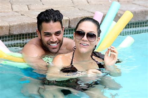 jessica parido beyond annoyed by critics of marriage to does mike shouhed want to start a family the daily dish