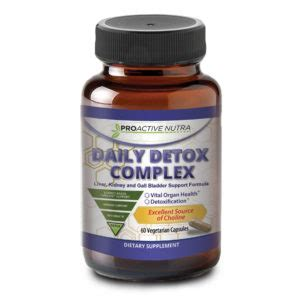 Nutra One Detox 1 by Optimal Health Model Product Usage Proactive Nutra