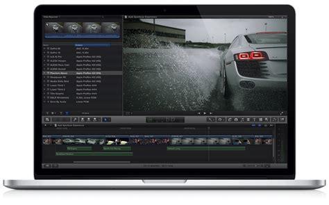 final cut pro rumors apple launching new final cut pro x marketing push to win