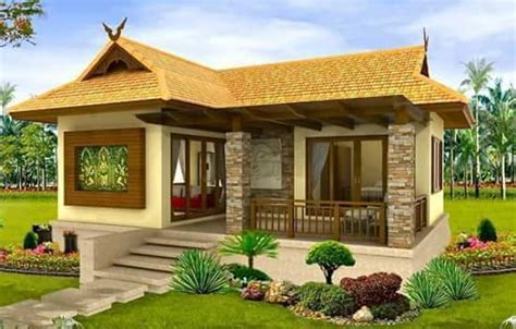 Pinoy Interior Home Design House Simple Bungalow House Designs 20 Small Beautiful