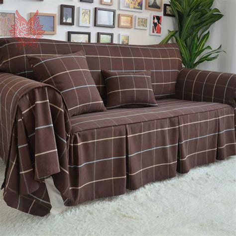 cotton couch covers home textile high quality poly cotton sofa cover modern