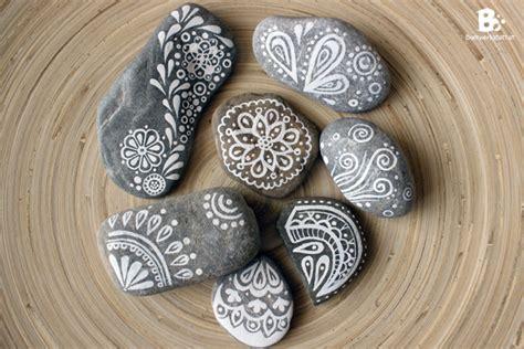 stein muster malen steine bemalen maltherapie buntwerkstatt at