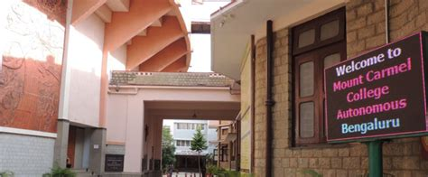 Mba In Mount College Bangalore by Direct Bba Admission To Mount College Bangalore