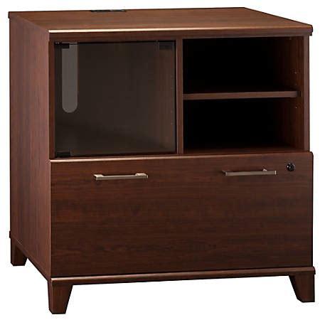 printer stand file cabinet bush furniture achieve printer stand file cabinet
