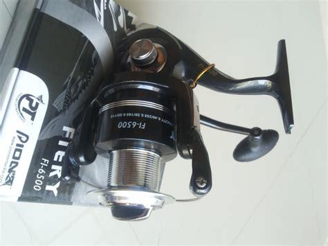 Reel Pancing Laut Shimano reel laut pioneer fiery fi6500 toko pancing
