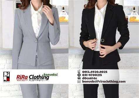 Blazer Untuk Kerja Paduan Celana Dan Blazer Untuk Busana Kerja Riraclothing