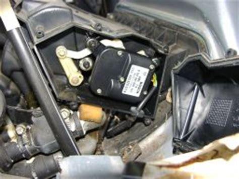 Audi A6 4f Klimaanlage Heizt by Audi 100 A6 Klimastellmotor Reparaturbericht Der