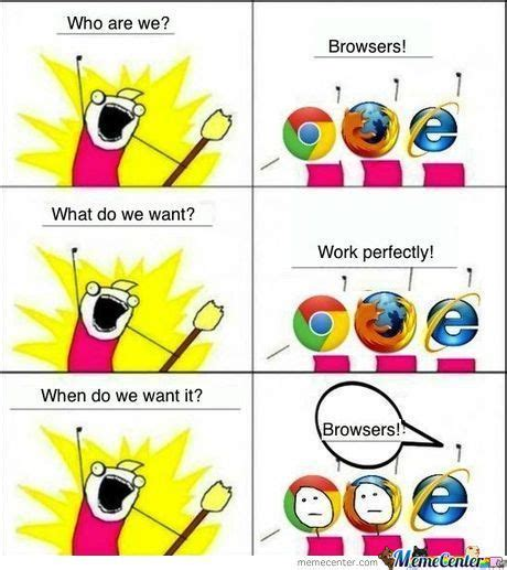 browser meme browsers by t0p meme center