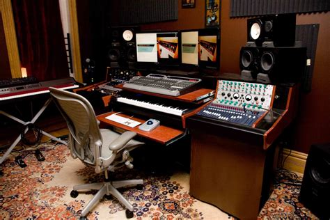 Cheap Recording Studio Desk Into The Glass 5 Essential Cheap Studio Desks