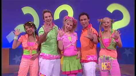 high five eng 5 0230464297 hi 5 latinoam 233 rica fans hi 5 fiesta canciones de la temporada 2 revisi 243 n parte 1