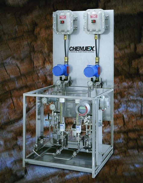 chemical induction pumps yz launches chemjex tm chemical injection system