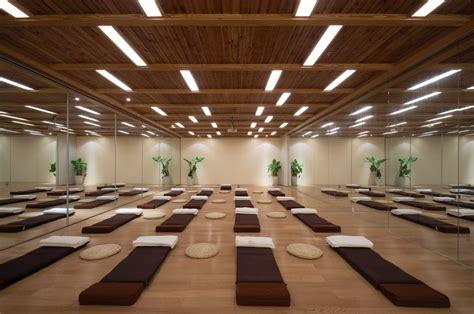 Church Gym Floor Plans by One Taste Holistic Health Club By Crox International 17