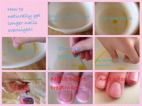 how to get longer nail beds pin by jordan mashburn on beauty and health tips pinterest