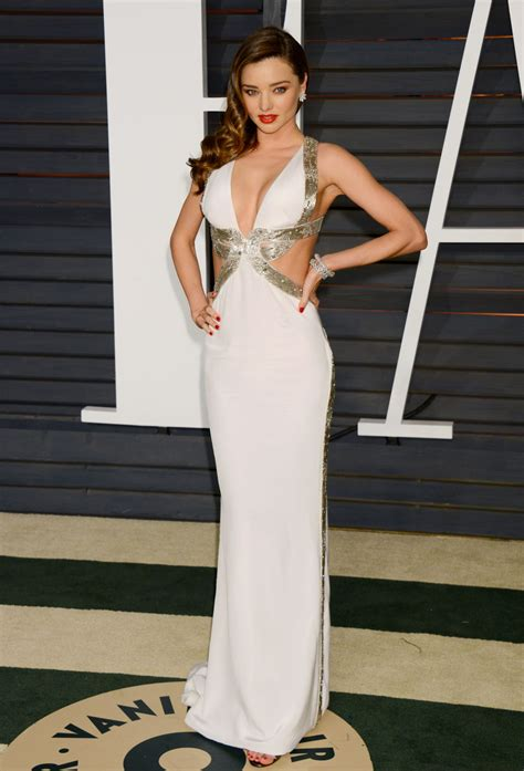 miranda kerr 2015 vanity fair oscar in