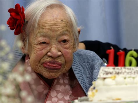 how is the world s oldest the oldest person in the world turns 116 topics