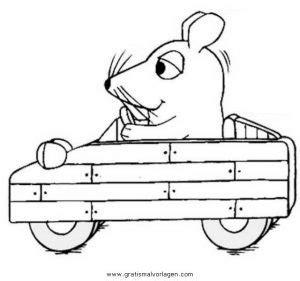 Ausmalbild Ente Auto by Gratis Malvorlagen Sendung Mit Der Maus Die Beste Idee