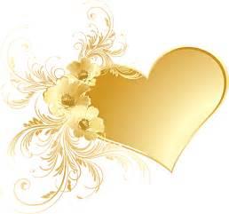 Graduation Flowers - gold heart free download clip art free clip art on
