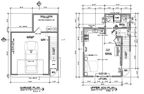 adu floor plans endpoint design adu 2 floor plans accessory dwellings