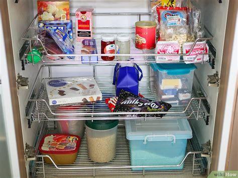 speisekammer inhalt eine speisekammer auff 252 llen wikihow