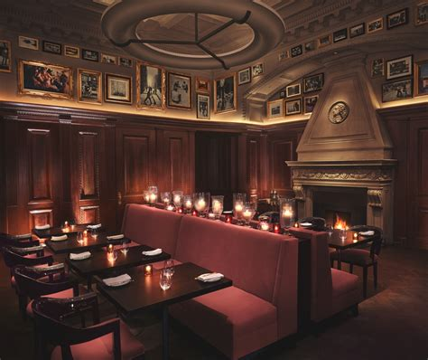iconic londons club groucho   renovation