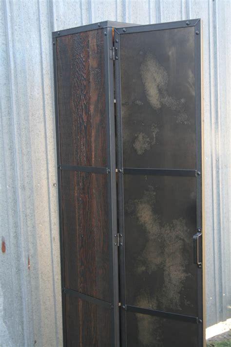 industrial cabinet shelving unit