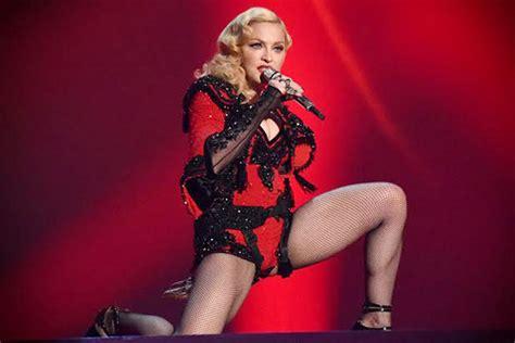 Pulls A Madonna by 5 Times Madonna Pulled A Madonna Radioandmusic