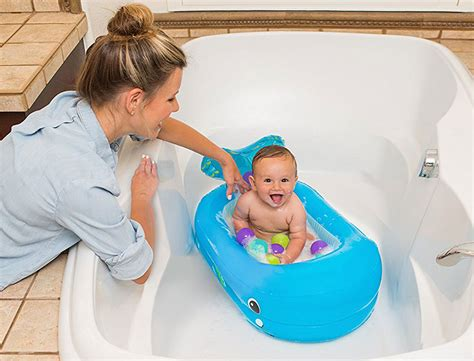 best bathtubs for infants best 5 inflatable baby infant bathtubs 2017 which inflatable