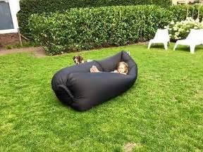 large outdoor bean bag sofa for hangout