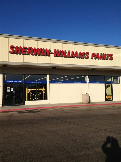 Sherwin Williams Paint Store Paint Stores 1555 E
