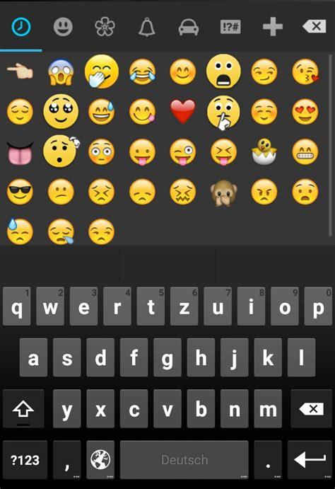 samsung galaxy   whatsapp keyboard smiley bug android enthusiasts stack exchange