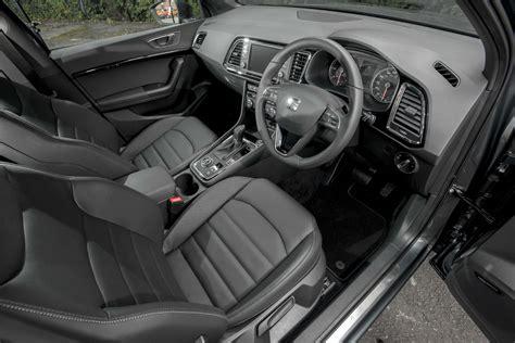 seat ateca interior seat ateca suv 2016 features equipment and