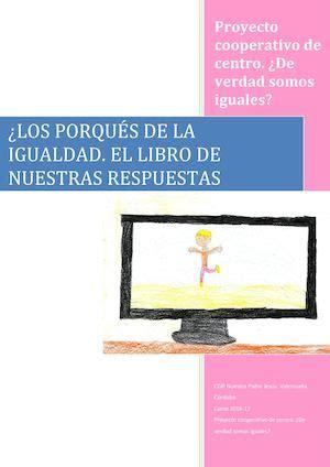 el libro de respuestas calam 233 o los porqu 233 s de la igualdad el libro de nuestras respuestas