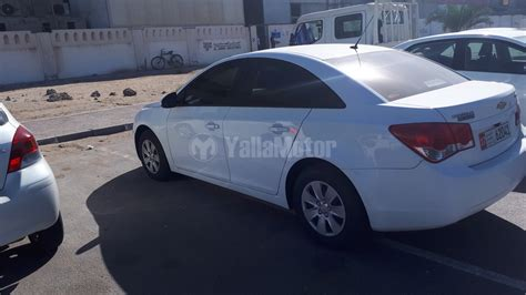 chevrolet cruze used car for sale used chevrolet cruze 1 8 ls 2012 car for sale in abu dhabi
