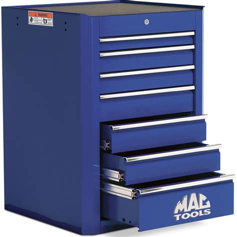 Mac Tool Box Side Cabinet by Mactools Uk Mb1850 7 Drawer Macsimizer Side Cabinet