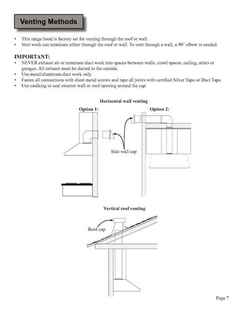how to install under cabinet range hood how to install a proline brand range hood 171 proline range
